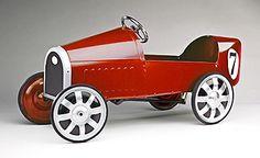 Jalopy Sporty Pedal Car// vintage kids//