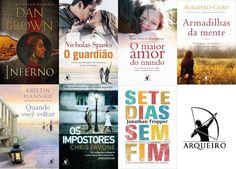 Lançamentos de maio da @Editora Arqueiro:  http://www.leitoraviciada.com/2013/05/lancamentos-de-maio-da-arqueiro.html