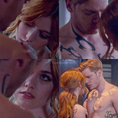"""990 To se mi líbí, 17 komentářů – shadowhunters➰ (@clace.shadows) na Instagramu: """"AHHHHH! This scene was so beautiful but it wasn't what I was expecting. Also how tf are they able…"""""""