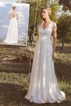 Ardourf, robe de mariée bohème chic Rembo Styling , Caralys Nice