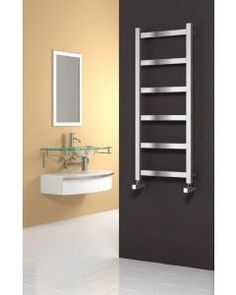 See our range of gorgeous bathroom Stainless Steel Designer Radiators and Heated Towel Rails. Made from top quality stainless steel and at affordable prices. Wall Radiators, Bathroom Radiators, Stainless Steel Radiators, Brushed Stainless Steel, Laundry In Bathroom, Bathroom Stuff, Hall Bathroom, Bathroom Ideas, Bathrooms