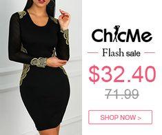 ChicMe WW Shop Now, Dresses For Work, Shopping, Fashion, Moda, Fashion Styles, Fashion Illustrations