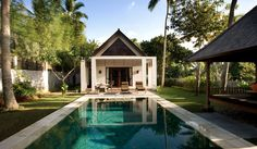 Gorgeous pool villas at the Samaya Ubud - one of our favourite hotels in Bali. Combine a stay here with the Samaya Seminyak.