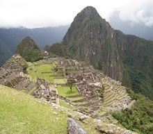 Machu Picchu Engineering Facts