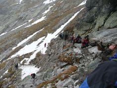 Podejście na Rysy Mountain Hiking, Mount Everest, My Photos, Mountains, Nature, Travel, Naturaleza, Viajes, Destinations