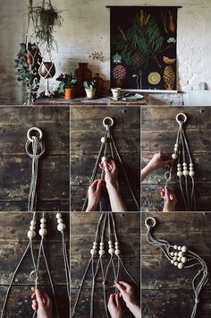 macrame plant hanger+macrame+macrame wall hanging+macrame patterns+macrame projects+macrame diy+macrame knots+macrame plant hanger diy+TWOME I Macrame & Natural Dyer Maker & Educator+MangoAndMore macrame studio Hanging Baskets, Hanging Plants, Plants Indoor, Diy Hanging Planter, Garden Plants, House Plants, Diy Plant Hanger, Pot Hanger, Macreme Plant Hanger