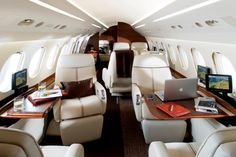 Falcon private jet is available to charter through PrivateFly. To hire Falcon for private flights call Falcon Luxury Helicopter, Private Flights, Luxury Private Jets, Luxury Jets, Aircraft Interiors, Thing 1, Luxury Living, Luxury Travel, Travel Style