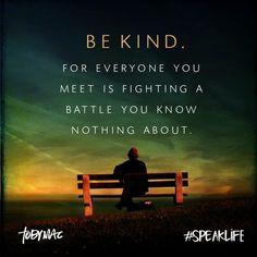 Kindness matters! ❤️