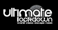 Welcome to Ultimate Lockdown!  An Escape Room is a physical adventure activity where groups of players work together to find clues solve puzzles and escape the room. Modeled after the many Escape-the-Room-style games popular on computer and mobile platforms a real-life Escape Room gives you the fun of working together as a group the thrill of the mystery and adventure and a suspenseful heart-stopping excitement of immersive game play. Scrip Certificates available in $20.  Please contact your…