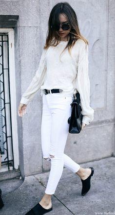 Street style look Beatrice Gutu