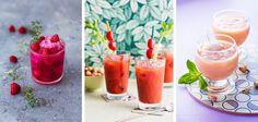 Drei Cocktail-Rezepte: Himbeere-Wodka, Bloody Geisha und Rosen-Litschi