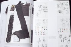 Check out my review for Fashion Designers' Sketchbooks and the list of art books I've reviewed.     mg