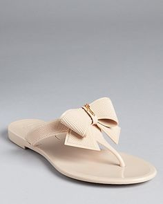 Salvatore Ferragamo Sandals - Bali Jelly Flip Flop | Bloomingdale's