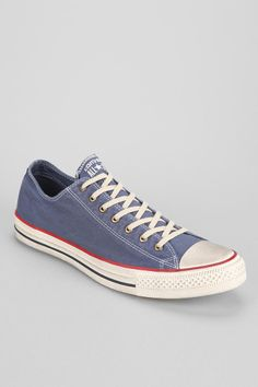 Converse Chuck Taylor Washed Low-Top Sneaker  #urbanoutfitters