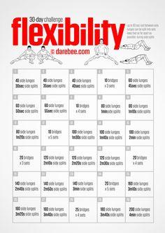 FLEX / Flexibility Challenge ‼️‼️