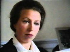 'Princess Anne: Her Working Life' (Part 1): A Documentary 1981, about the daughter of Queen Elizabeth II.