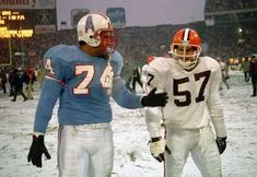 Oregon Ducks Football, Ohio State Football, National Football League, Football Team, Football Helmets, Cleveland Browns History, Houston Oilers, American Football Players, Nfl History