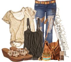 """""""Untitled #719"""" by candy420kisses on Polyvore"""