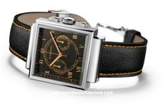Eterna Heritage Chronograph 1938 Limited Edition automatic wrist watch
