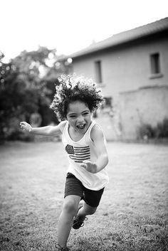 Super sprint !  © La Petite Garance
