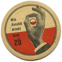 Wie Amstel Drinkt