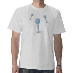Biology T-shirts, Shirts and Custom Biology Clothing Size L