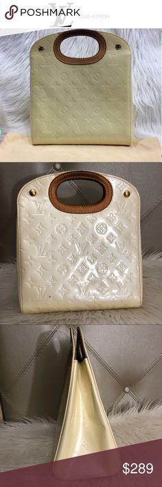 55a8239d99e5 Authentic Louis Vuitton Maple Drive handbag Authentic Louis Vuitton Maple  Drive Vernis Monogram Bag. Preowned