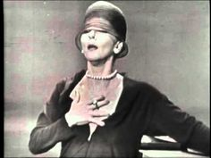 Mary Martin -- The Shape --> For anyone who loves fashion and comedic talent!