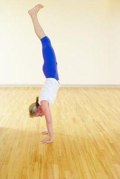 Yoga Handstand Benefits - http://www.yogadivinity.com/yoga-handstand-benefits