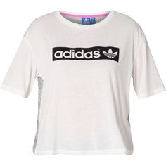 Blusa Adidas Originals Kata Tee - Branco | Kanui