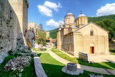 Manastir Manasija (Monasija Monastery), Despotovac (Serbia) by Atipiks