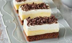Ak radi pečiete, potom vo vašej kuchyni určite nesmú chýbať recepty na tradičné krémeše. Pravdu povediac, niekedy je naozaj ťažké vybrať si ten najlepší tip, ako lahodný krémeš pripraviť. Náš dnešný r Tiramisu, Cheesecake, Food Porn, Food And Drink, Sweets, Baking, Ethnic Recipes, Nova, Basket