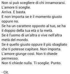 ...l'amore sceglie... Jokes Quotes, Me Quotes, Love Is A Temple, Italian Phrases, Italian Quotes, Love Phrases, Meaning Of Life, Phobias, Some Words