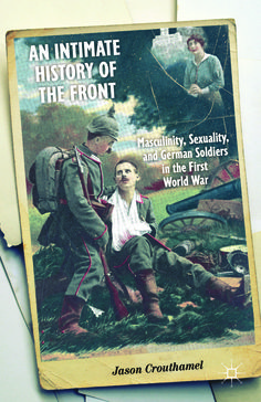 An Intimate History of the Front book cover ©Palgrave Macmillan