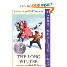 Laura Ingalls Wilder, not caring that she was too old for snowball fights with the boys.