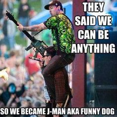 Aka Funny Dog. Lol I'm laughing so hard