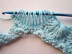 new stitch http://domihobby.ru/544-iskryaschiysya-uzor-kryuchkom.html