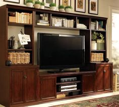 another wall unit idea