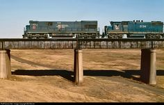RailPictures.Net Photo: 3329 Missouri Pacific GE U30C at Dallas, Texas by Bill Marvel