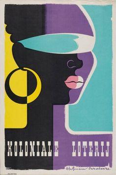 * Loterie Coloniale 1959 - Hofman Verschoore