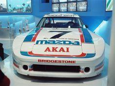 MAZDA RX-7 SA22C - IMSA GTU/GTO? at 1983 Tokyo Motor Show