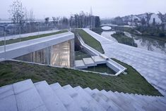 Gallery of Riverside Clubhouse / TAO - Trace Architecture Office - 9