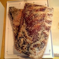 Makin' Bacon: How to Dry Cure Pork Belly – Survival Sherpa Homemade Sausage Recipes, Bacon Recipes, Curing Bacon, Pork Belly Recipes, How To Make Bacon, Smoked Bacon, Bacon Bacon, Survival Food, Survival Stuff