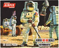 Airfix-H0-00 Scale (Non-Military) - Brian Knight