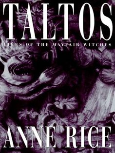 Taltos by Anne Rice. 3rd installment of the Witching Hour. Must read whole series.