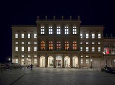 Museum Barberini bei Nacht, Photo: Helge Mundt