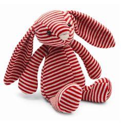 striped bunny