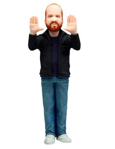 Joss Whedon action figure!