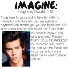 imagine, Harry Styles, and one direction Bild