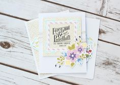 by Stephanie Gold - Papertrey Ink Make It Market Kit Don't Forget to Write - Golden Simplicity